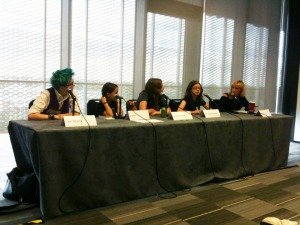 Teens Reading Panel